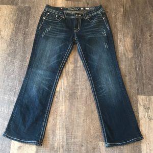 Miss Me Bootcut Jeans 32x30